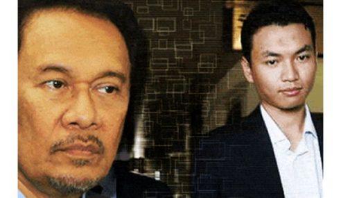 DNA 'Lelaki Y' Dalam Rektum Saiful Milik Anwar