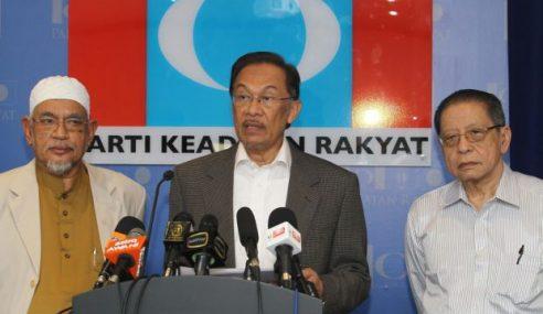 Anwar Minta PAS, DAP 'Henti Gaduh' Sebelum 10 Feb