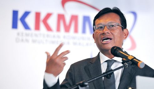 Shabery Sedia Platform Sesi Debat Kes Liwat Anwar Ibrahim