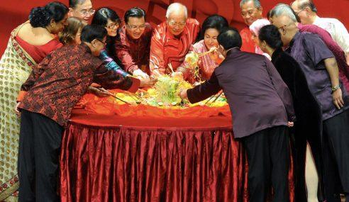 PM Hadiri Rumah Terbuka Tahun Baharu Cina MCA