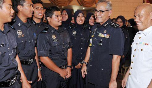 PDRM Tawar Lebih 2,000 Jawatan Kadet Inspektor