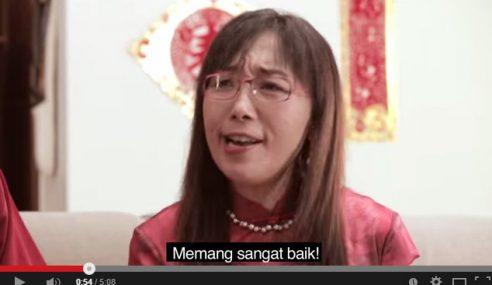 Teresa Kok Kembali 'Gurau Kasar' Guna Video Sempena CNY