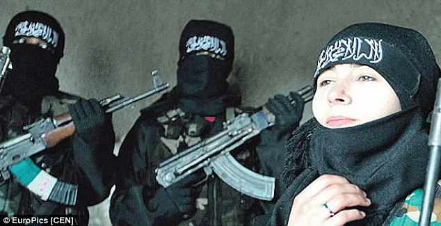 Polis Britain Kesan 3 Remaja Perempuan Berjaya Sertai IS