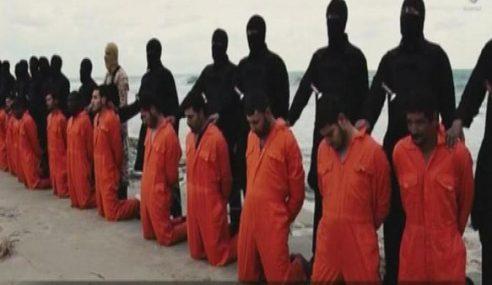 IS Di Libya Dakwa Penggal 21 Rakyat Mesir Beragama Kristian