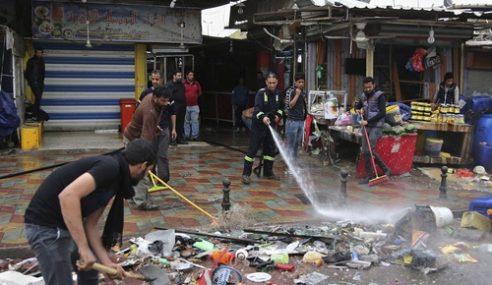Pengebom Berani Mati Bunuh 14 Orang Di Utara Baghdad