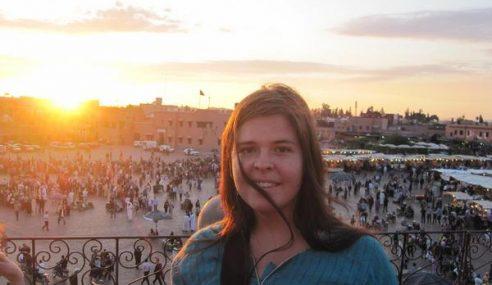 Malaysia Simpati Kematian Kayla Mueller