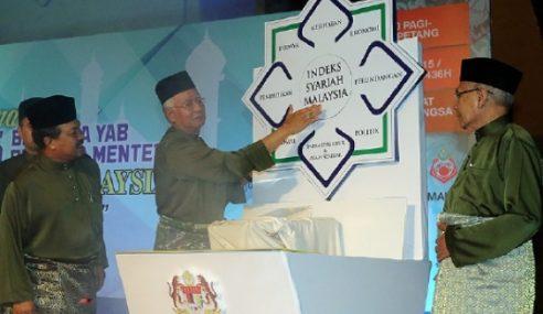 Najib Lancar Indeks Syariah Malaysia