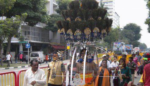 Thaipusam Kekal Bukan Hari Cuti Umum Di Singapura
