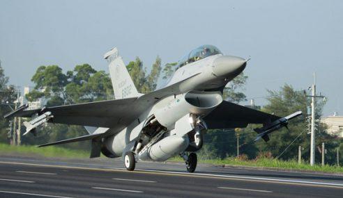 UAE Hantar Skuadron F-16 Ke Jordan Perangi IS