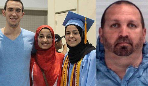 Kes Bunuh 3 Penuntut Islam AS, Mengapa Sepi Di Arus Media?