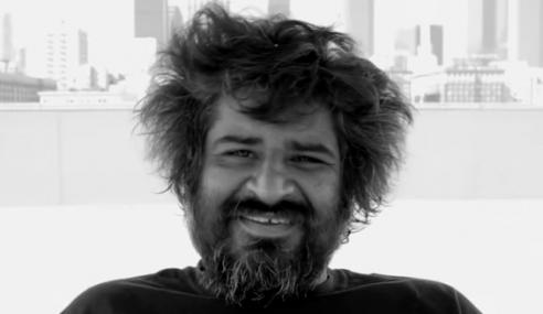 Video: Gelandangan Pun Manusia, Potong Rambut Hensem-lah Dia..