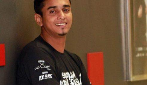 Dituduh Larikan Duit, Azad Jasmin Buat Laporan Polis