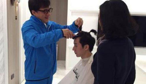 Jackie Chan Potong Rambut, Simbolik Mahu Anak Berubah