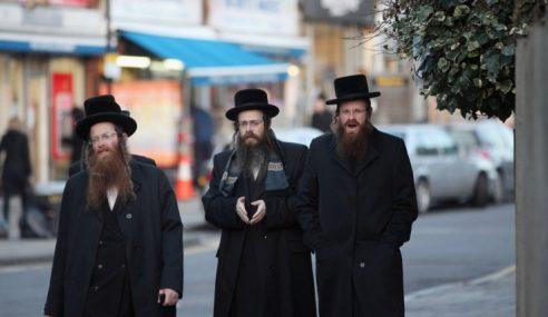 Rakyat Britain Makin Ramai Mula 'Meluat' Orang Yahudi