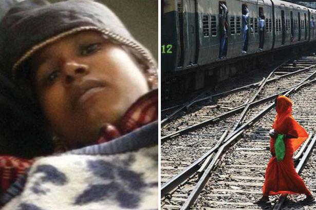 Ibu Lahir Anak Dalam Tandas Kereta Api