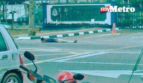 Drama 'Pengsan' Selama 30 Minit Di Kedah