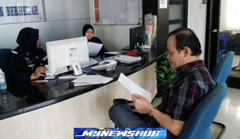 Nafi Pemilik Kopitiam Old Town, Ngeh Buat Laporan Polis