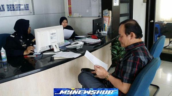 Nafi Pemilik Kopitiam Old Town, Ngeh Buat Laporan Polis ...