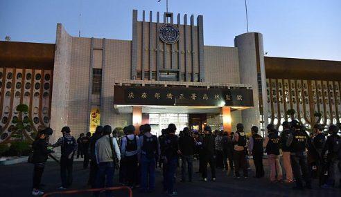 6 Perampas Bunuh Diri, Krisis Tebusan Penjara Taiwan Berakhir