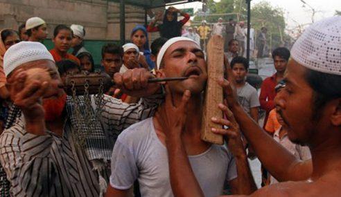 Perayaan Seakan Thaipusam Amalan Penganut Islam Di India