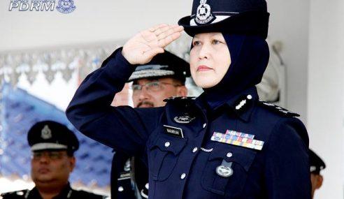 Komandan Wanita Pertama PULAPOL, Meninggal Dunia