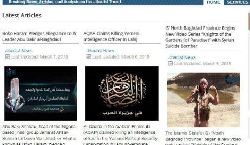Boko Haram Dakwa Jadi Rakan Sekutu IS