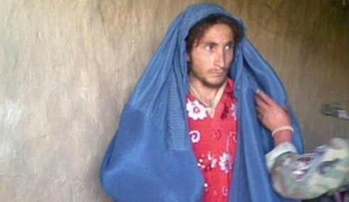 Militan IS Takut Mati, Menyamar Pondan Lari Dari Perang