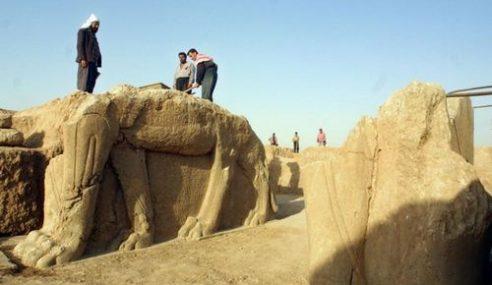 IS Musnahkan Bandar Bersejarah Nimrud