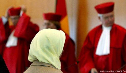 Mahkamah Jerman Benarkan Guru Islam Pakai Tudung