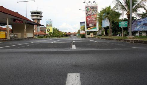 Bali Sunyi Sepi Sabtu Ini Sempena Hari Raya Nyepi