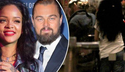 Rihanna Nafi Sedang Bercinta Dengan Leonardo DiCaprio