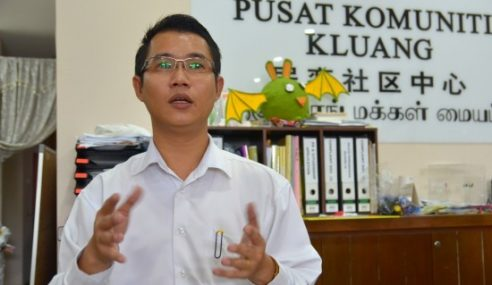 ADUN DAP Puji Langkah Johor Warta Kawasan Tadahan Air