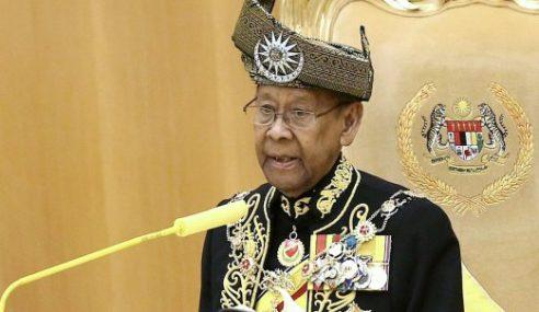 Agong Kurnia Surat Cara Pelantikan Hakim Di Istana Negara