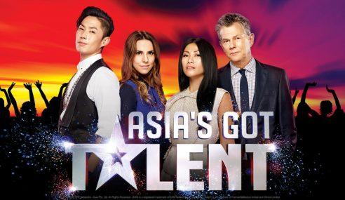 Asia Got Talent Bermula, Cari Bakat Terhebat Di 14 Buah Negara