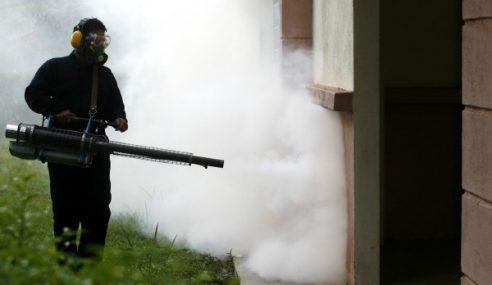 Aedes: 71 Tapak Pembinaan Di Selangor Diarah Tutup