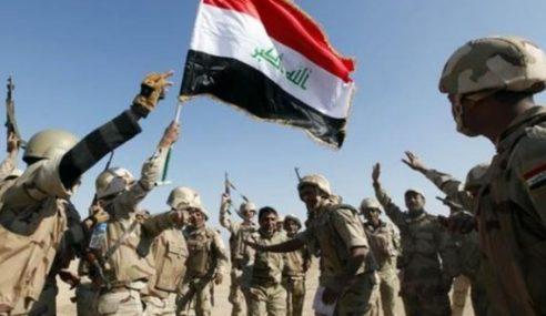30,000 Askar Iraq Serang Kubu IS Di Tikrit