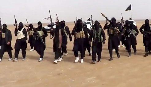 6 Kakitangan Kerajaan Sertai IS, Kini Berada Di Syria