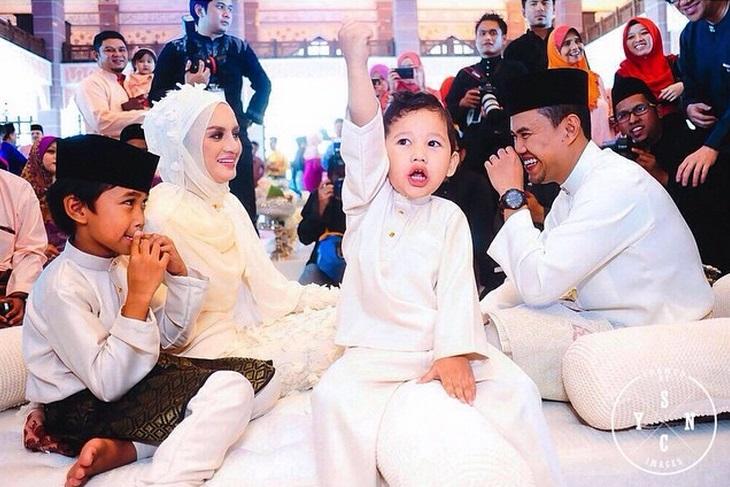 Akhirnya… Hanez Suraya & Romie Sah Bergelar Suami Isteri
