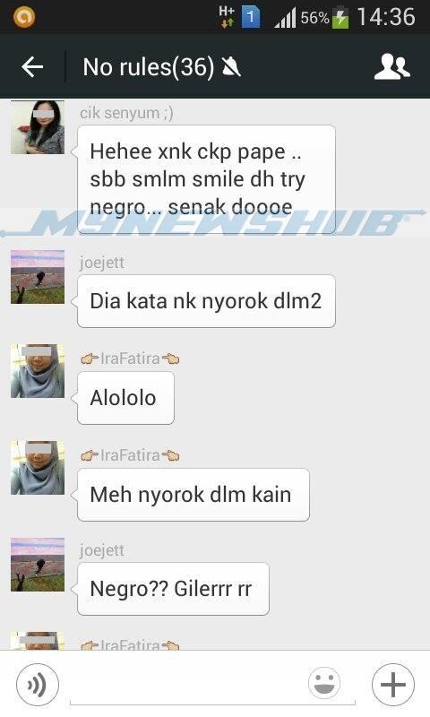 Bila Minah Melayu Hilang Malu.. Kongsi Cerita Syok 'Main' Negro!