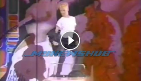 VIDEO: Aksi Ryan Gosling Menari Ketika Berusia 12 Tahun