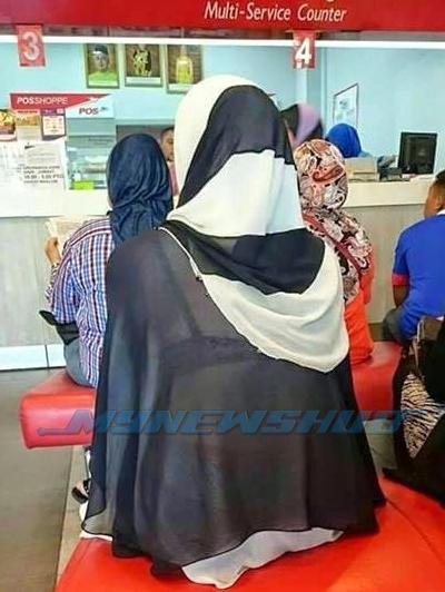 Fesyen Gadis Melayu Masa Kini Yang Bertudung Tetapi…