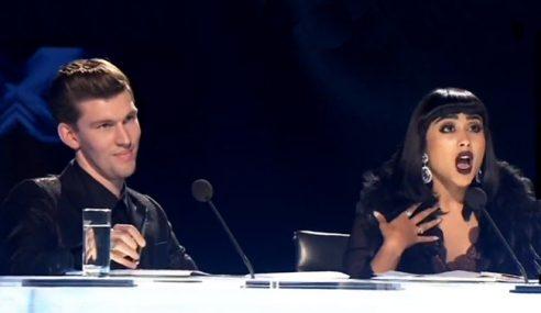 Juri Kontroversi X-Factor Mohon Maaf Kritik Ikut Emosi