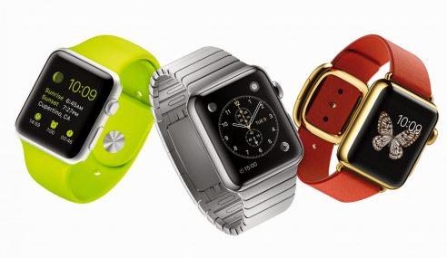 Apple Watch Bakal Memasuki Pasaran Malaysia Jun Ini!