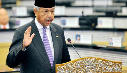 Pengerusi LTAT Angkat Sumpah Sebagai Anggota Dewan Negara