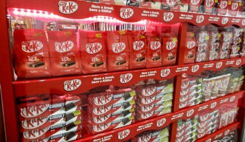 Dipenjara 2 Minggu Kerana Curi Coklat Kit Kat