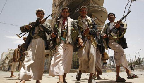 Syiah Houthi Nyatakan Hasrat Untuk Berunding