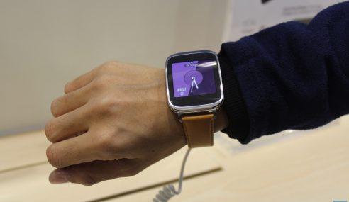 Asus ZenWatch 2 Akan Hadir Pada Tahun Hadapan?