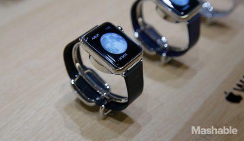 VIDEO: Apple Watch Ambil Masa Lama Untuk Dihidupkan