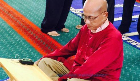 Setelah 30 Tahun Kaji Agama, Ketua Sami Peluk Islam
