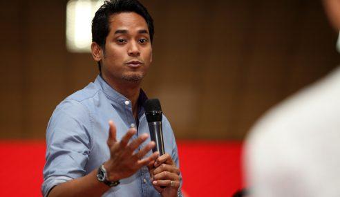 Saya Pasukan '1Malaysia' Bukan 'Wawasan 2020' – KJ